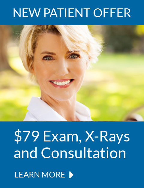 $79 new dental patient offer
